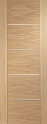 Internal Oak Prefinished Portici Fire Door